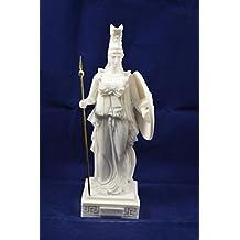 Athena sculpture Goddess statue ancient Greek Goddess of wisdom and strategy