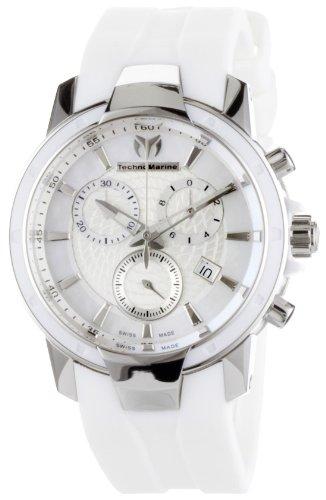TechnoMarine Women's 610007 UF6 38mm UF6 Chronograph Watch