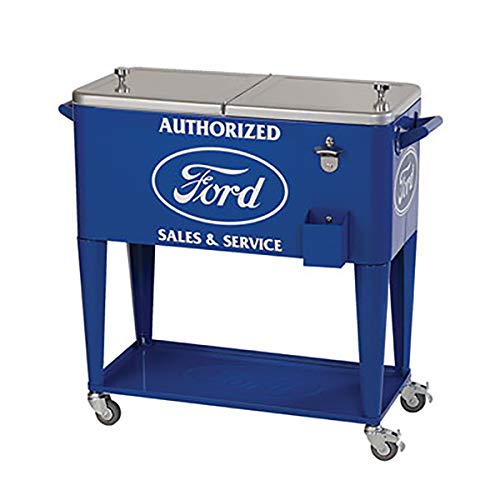 Ford Rolling Cooler