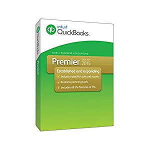 QuickBooks Premier 2015