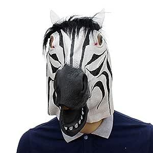 Smijst Fiesta De Halloween Suministros para Fiestas Máscara De ...