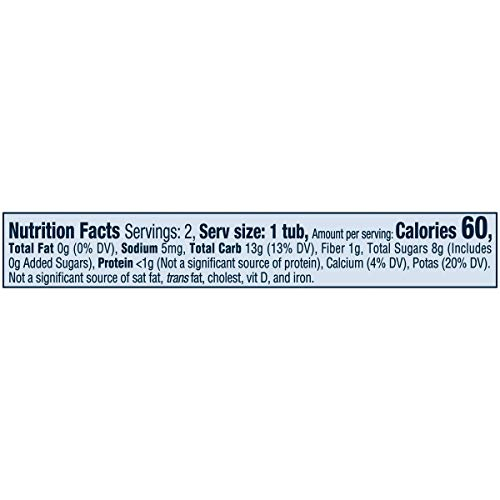 41qPIudZ3fL - Gerber Purees 1st Foods Prune Baby Food Tubs, 2 Ounce Tub, 2 Count (Pack Of 8)