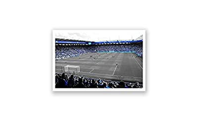 ArtsyCanvas Leicester City Football Club - King Power Stadium (Poster)