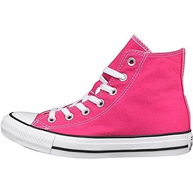 29cc963da151 Converse Womens CT All Star Hi Pink Paper (UK 6 Euro 40)  Amazon.co ...