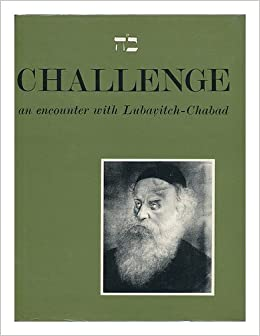 Challenge:an Encounter with Lubavitch-Chabad: An Encounter