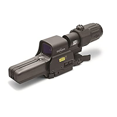 EOTech HHS III Outfit 518-2 Sight and G33 Magnifier by Sportsman Supply Inc.