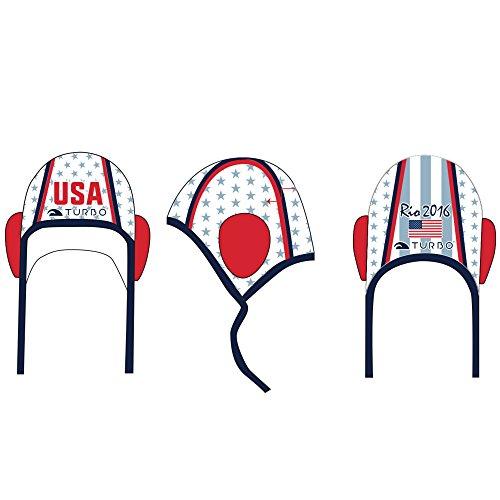 Team USA TURBO Water Polo Cap