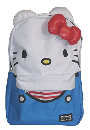 Loungefly 2017 Hello Kitty Backpack Big Face Style ()