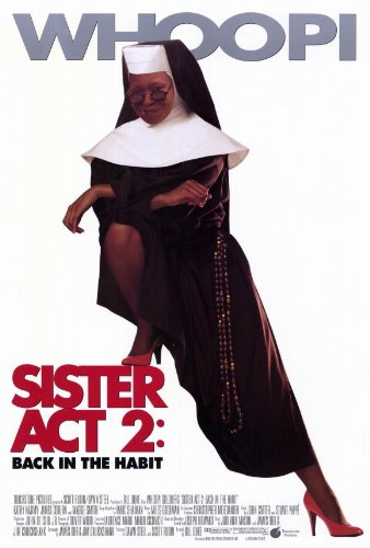 Sister Act 2: Back in the Habit 27 x 40 Movie Poster - Style A