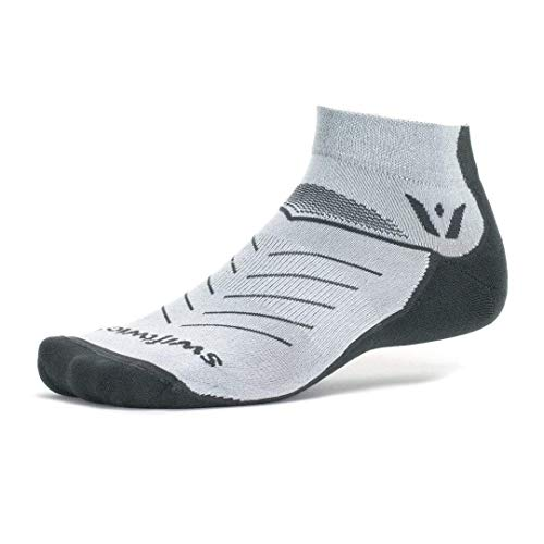 PERFORMANCE FOUR Max Durability 3 Pairs Swiftwick Trail Running /& Cycling Socks