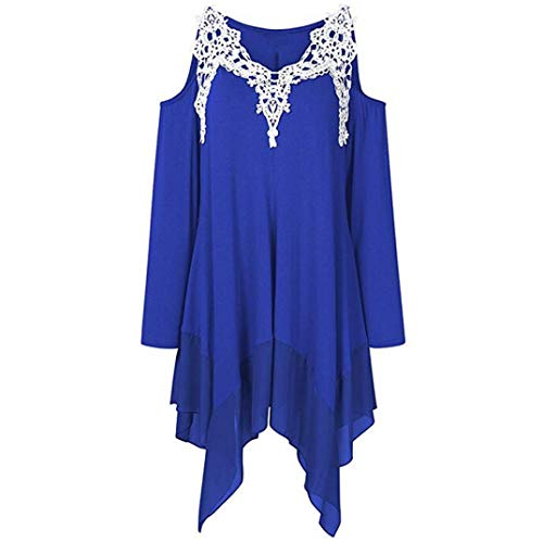 low priced 2abd8 914bb chic JUTOO Shirtkleider Damenbluse Tunika strandtunika Kleid ...