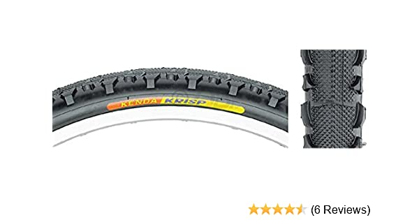 Continental Traffic Tire 26x2.1 Black Steel