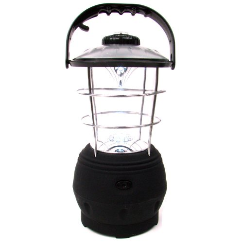 Super Bright Hand Crank LED Lantern, Outdoor Stuffs