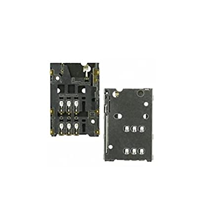 Amazon bislinks for nokia n8 sim card reader holder unit bislinks for nokia n8 sim card reader holder unit repair part replacement part reheart Choice Image