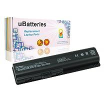 UBatteries Laptop Battery 484170-001 For HP Pavilion dv4 dv5 dv6 Series - 6 Cell, 4400mAh