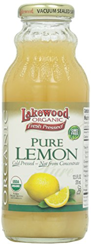 Lakewood Organic Lemon Juice 12 5 product image