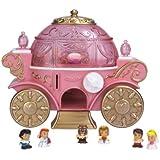 Blip Toys Squinkies Princess Coach Dispenser