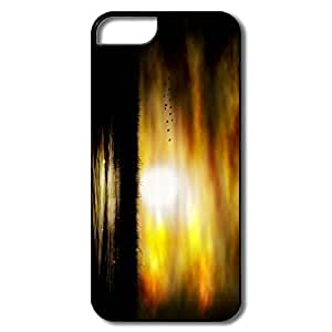 Alice7 Dark Swamp Case For Iphone 5,Awesome Iphone 5 Case