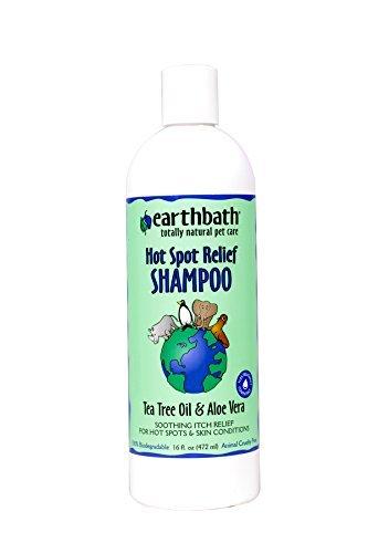 These Dog Flea Shampoos (Earth Bath Tea Tree And Aloe Shampoo 16oz)