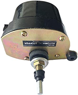 SODIAL 12V Universal Motor del Limpiaparabrisas para Willys Tractor ...