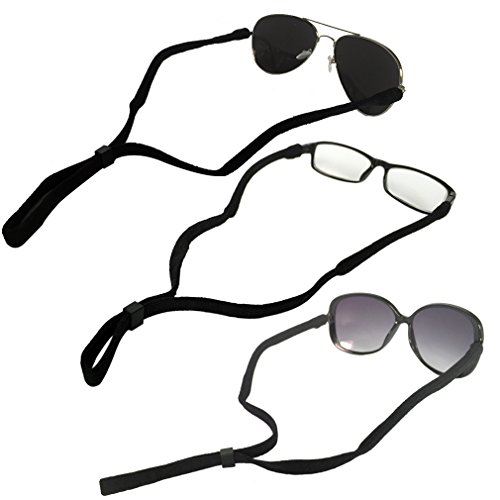 ONME-Adjustable-Eyewear-Retainer-Universal-Fit-Rope-Eyewear-Retainer-Sport-Unisex-Sunglass-Retainer-Holder-Strap-Set-of-6-Black