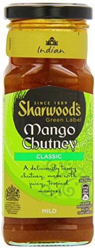 Mango Sweet Chutney (Sharwood's Green Label Mango Chutney (360g))