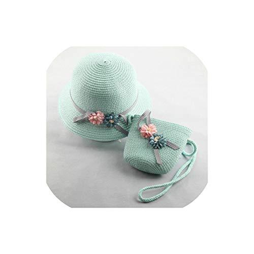Cute Child Straw Hat Baby Sun Hat Girl