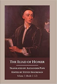 Book The Iliad of Homer: Translated by Alexander Pope by Wipf & Stock Pub (2009-06-25)