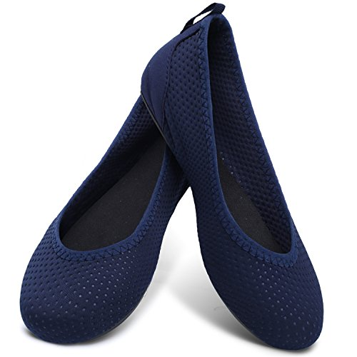Centipede Demon Womens Fitness Shoes Water Shoes House Shoes Flats for Women Blue Navy