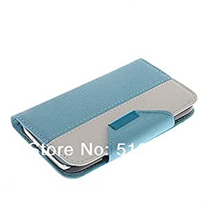ModernGut FREE SHIPPING NEW Cellphone PU FLIP LEATHER Wallet Leather COVER Case FOR SAMSUNG GALAXY S4 MINI I9190 I9192 i9198