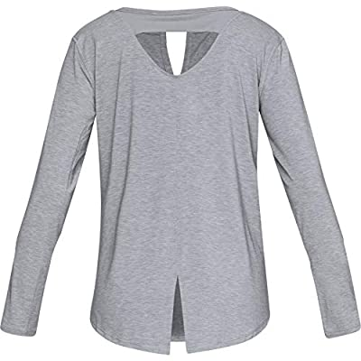 Under Armour Women's V2 Recovery Sleep Long Sleeve: Clothing