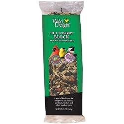 Wild Delight Nut N Berry Block