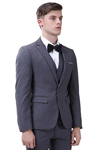 Athletic Classic Suit - 4