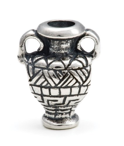 Amphora Water Container - Sterling Silver 925 - MelinaWorld - H4002