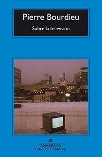 Sobre la televisión par Pierre