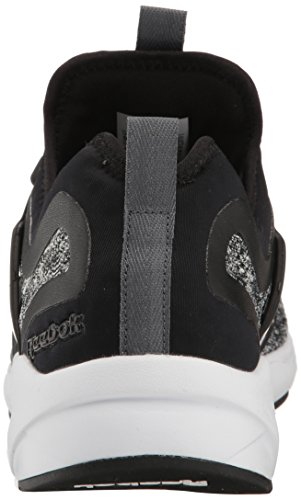 cheap sale best wholesale cheap sale new arrival Reebok Men's Fury Adapt MA Fashion Sneaker Black/Alloy/White free shipping best prices good selling online ENQ0NKHra