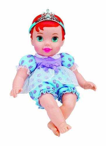 My First Disney Princess Baby Doll - Ariel (Style will Vary) ()