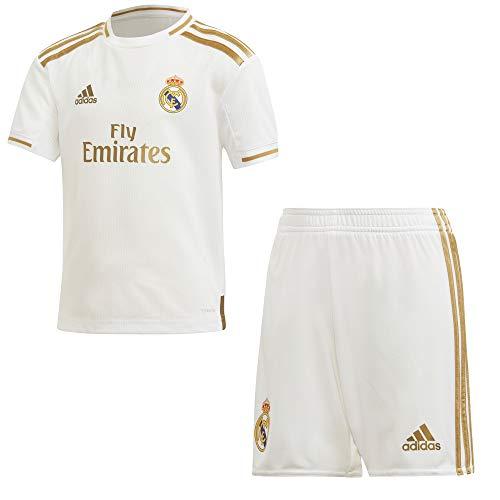 adidas 2019-2020 Real Madrid Home Mini ()