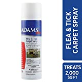 Adams Plus Flea and Tick Carpet Spray, 16 Oz