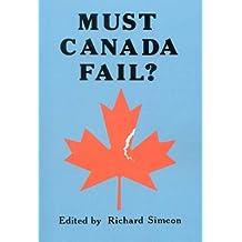Must Canada Fail?