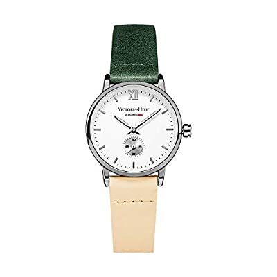 VICTORIA HYDE Women Second Hand Quartz Wrist Watch Small Dial Round Genuine Leather Strap - 4009731 , B072C2CZ19 , 454_B072C2CZ19 , 41.99 , VICTORIA-HYDE-Women-Second-Hand-Quartz-Wrist-Watch-Small-Dial-Round-Genuine-Leather-Strap-454_B072C2CZ19 , usexpress.vn , VICTORIA HYDE Women Second Hand Quartz Wrist Watch Small Dial Round Genuine Leat