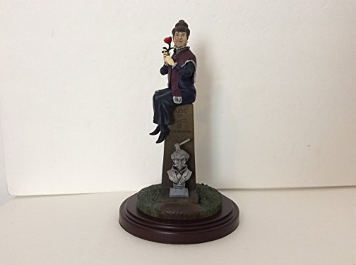 Mansion Stretch Painting Woman Stone Stretch Figure (Mickey Haunted Mansion)