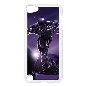 silver surfer superhero iPod Touch 5 Case White xlb2-165879