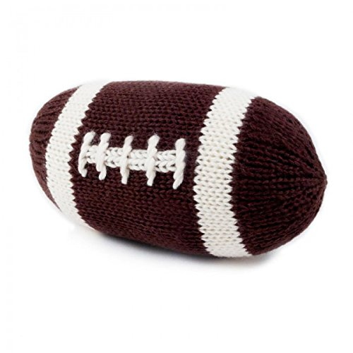 Estella Baby Rattle Toy, (Football Rattle)