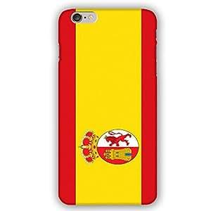 Spain Spanish Flag iPhone 6 Plus Slim Phone Case