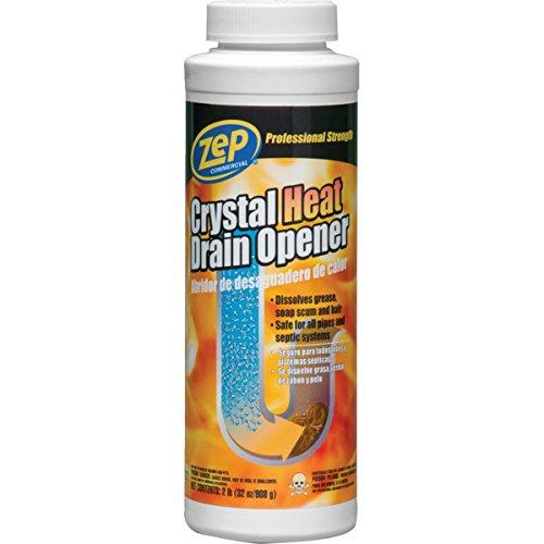zep crystal heat drain opener - 6
