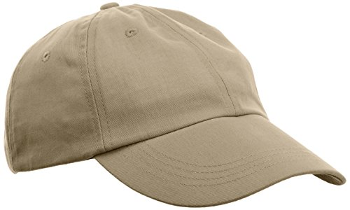 anvil Herren Low Profile Twill Cap 6 Panel / 176, Gr. one size, Grün (KHA-Khaki)