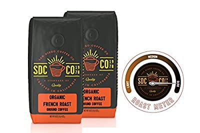 San Diego Coffee Dark Roast