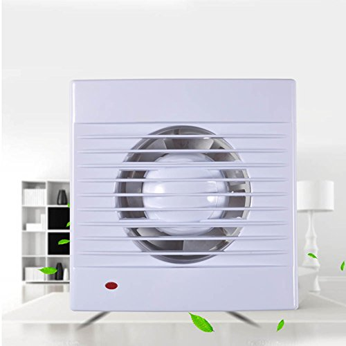 Extractor Fan 110v Wall Mounted Variable Speed Shutter Ventilating Exhaust Fan For Bathroom