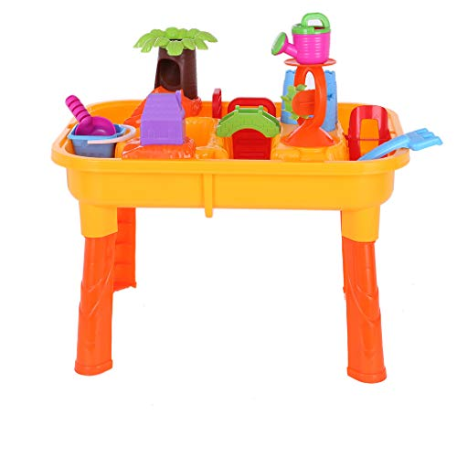 Hellofishly Children Summer Beach Toy ,Molds Tools Sandbox Toys On Summer Beach Holiday,Large Baby Play Water Digging Sandglass Play Sand Tool